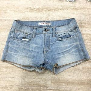 New J Brand Denim Shorts Size: 25 /27/29